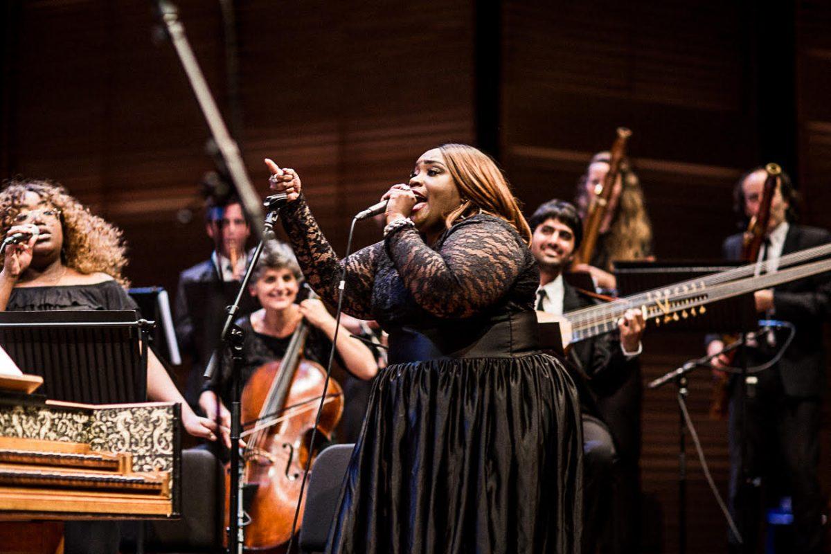 Orkest Holland Baroque kerstconcert Holland Baroque Birth of Gospel