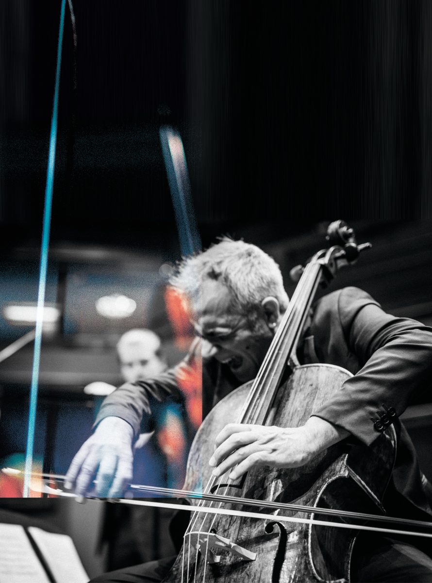 Bach en Sollima